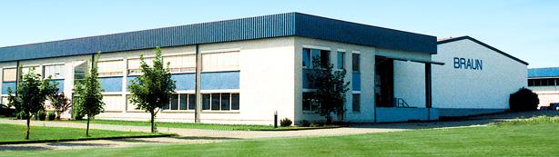 Farbchemie Braun am Standort in Wiesbaden